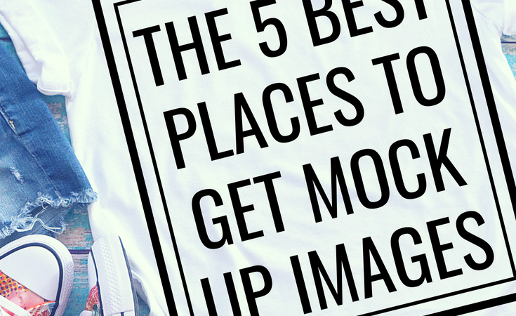 Where to Find Free Mock Up Images