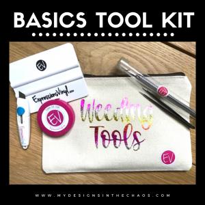 Basics Vinyl Tool Kit