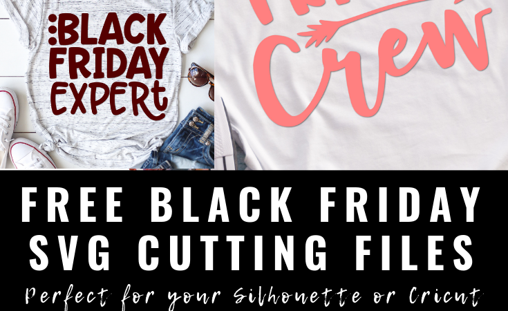 Free Black Friday SVG Designs