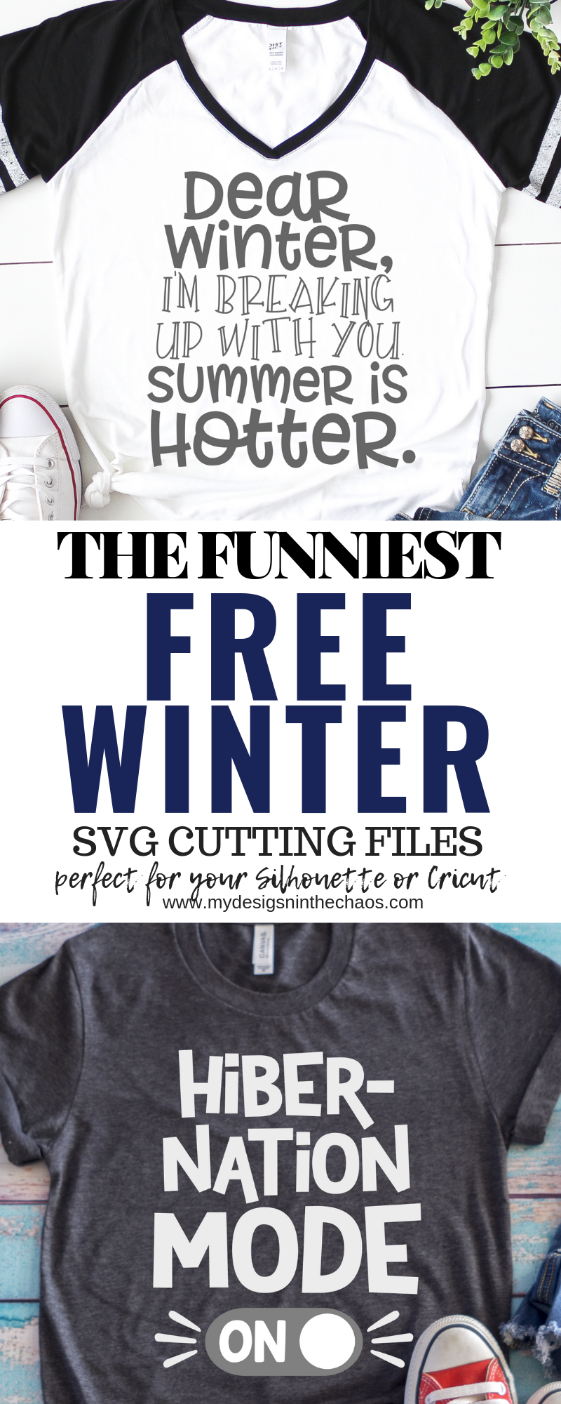 Free Funny Winter Svg Files My Designs In The Chaos