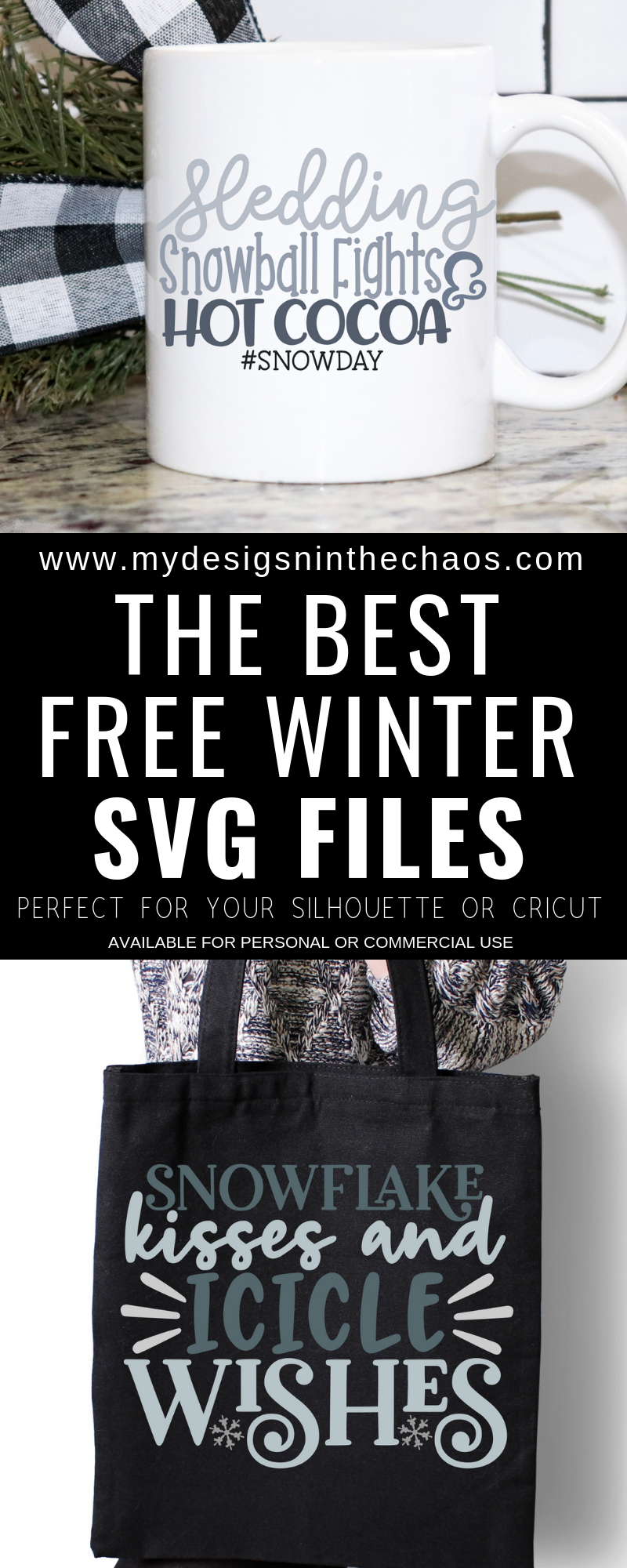 Free Winter Svg Files My Designs In The Chaos