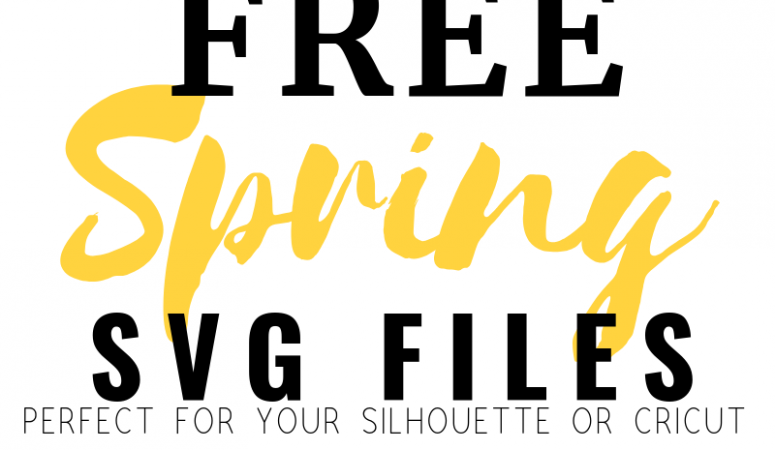 Free Spring SVG Files