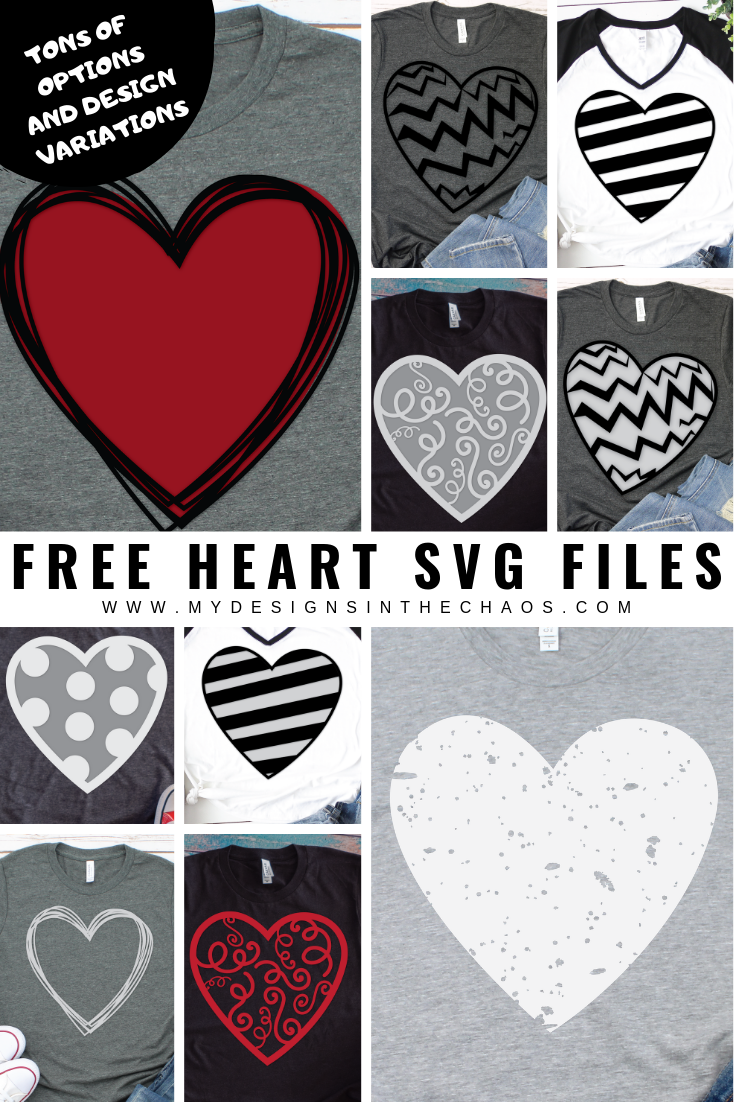 5 Free Heart Svg Files My Designs In The Chaos