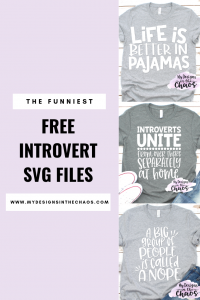 Introvert svg Right level of weird SVG homebody svg weird svg printable svg files for cricut Svg unique svg gothic svg