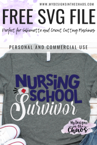 Free Nurse Svg Files My Designs In The Chaos
