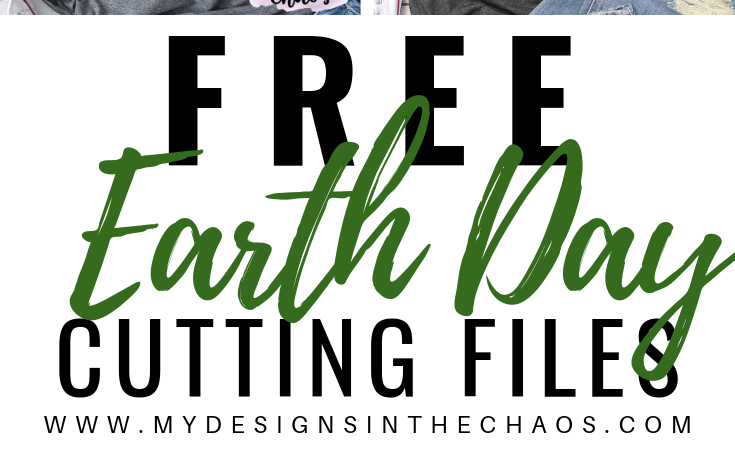 Free Earth Day SVG Designs