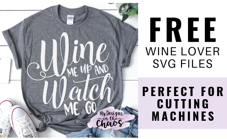 Free Wine Lover SVG Files