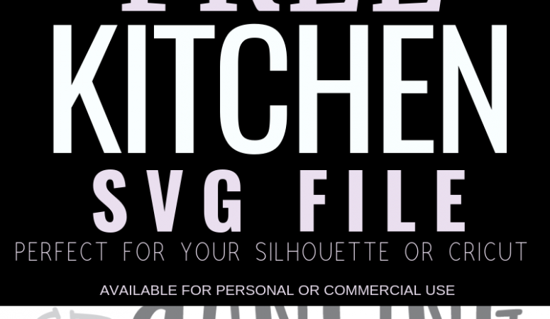 Free Kitchen SVG