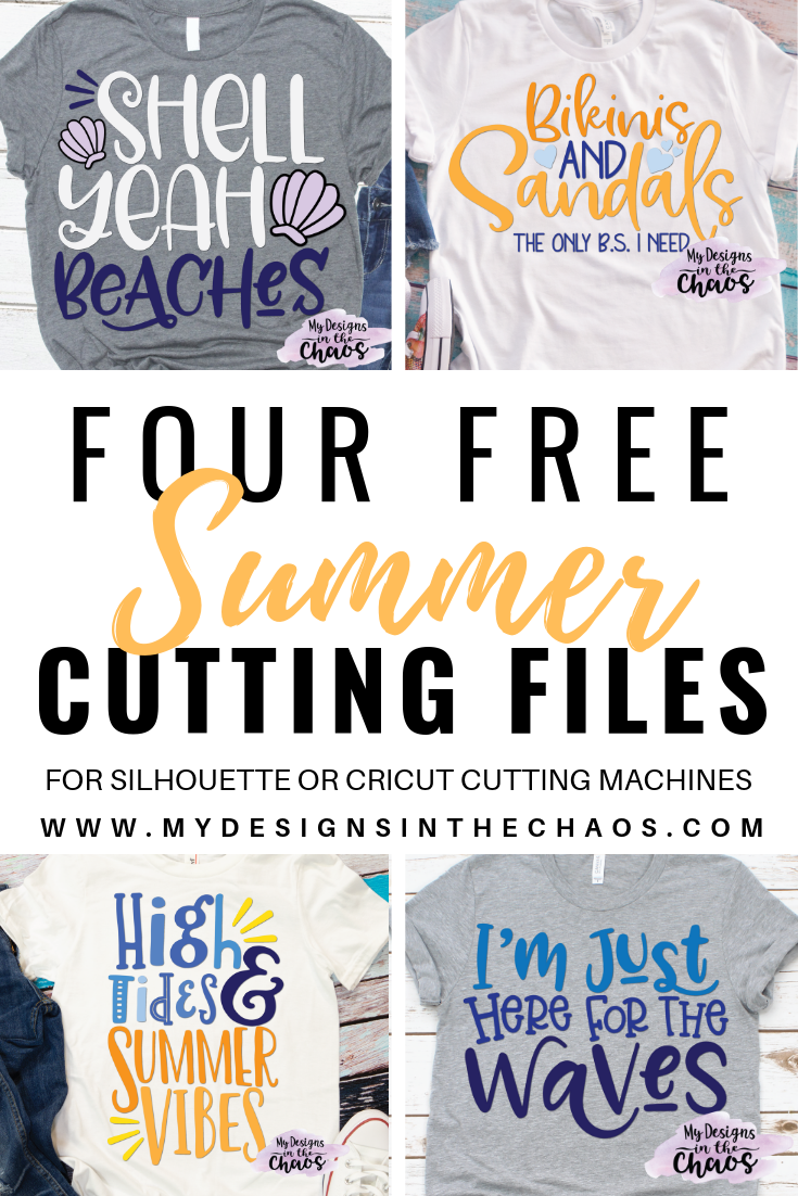 Free Summer Svg Designs My Designs In The Chaos