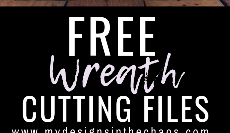 Free Wreath Frame SVG Files