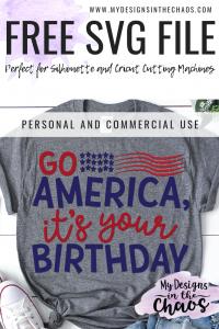 Free America SVG File