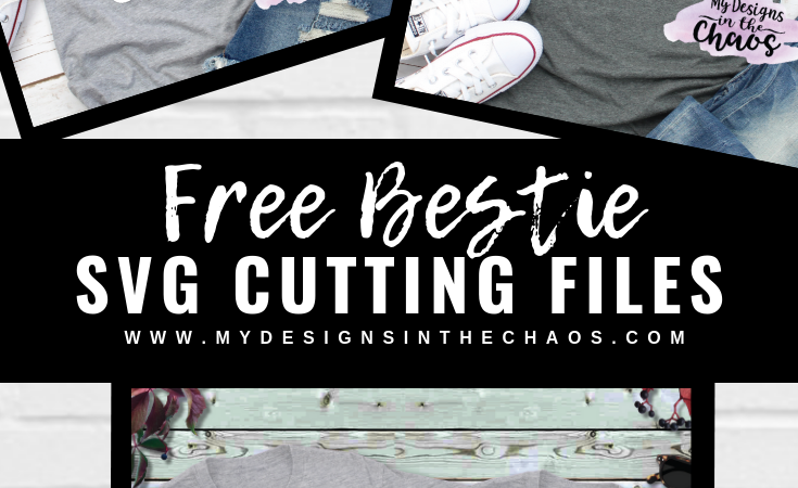 Free Best Friend SVG Files