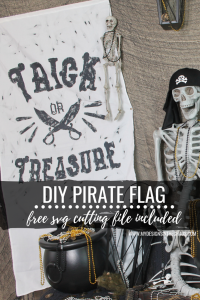 DIY Pirate Flag