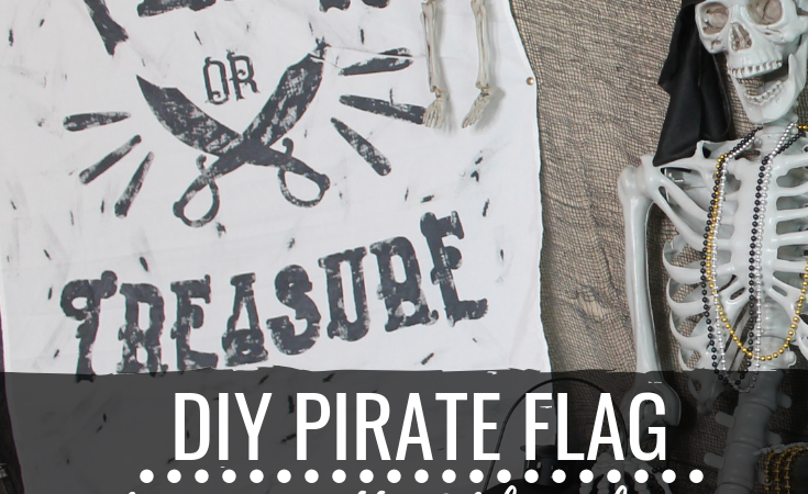 Pirate Sign Tutorial