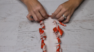 How to Make a Paper Bow Accordion Fold